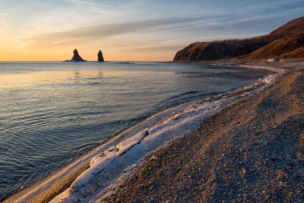 Российский Дальний восток. Японское море.