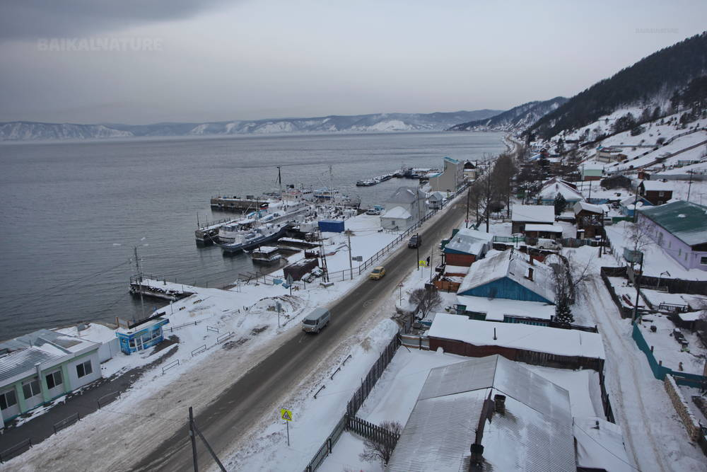 Village de Listvyanka