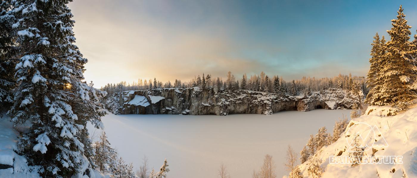 New Year 2019 in Karelia 72