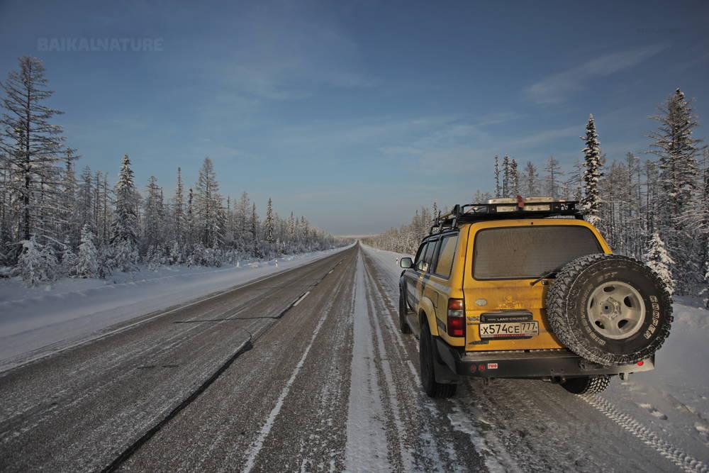 Route Lena A-360