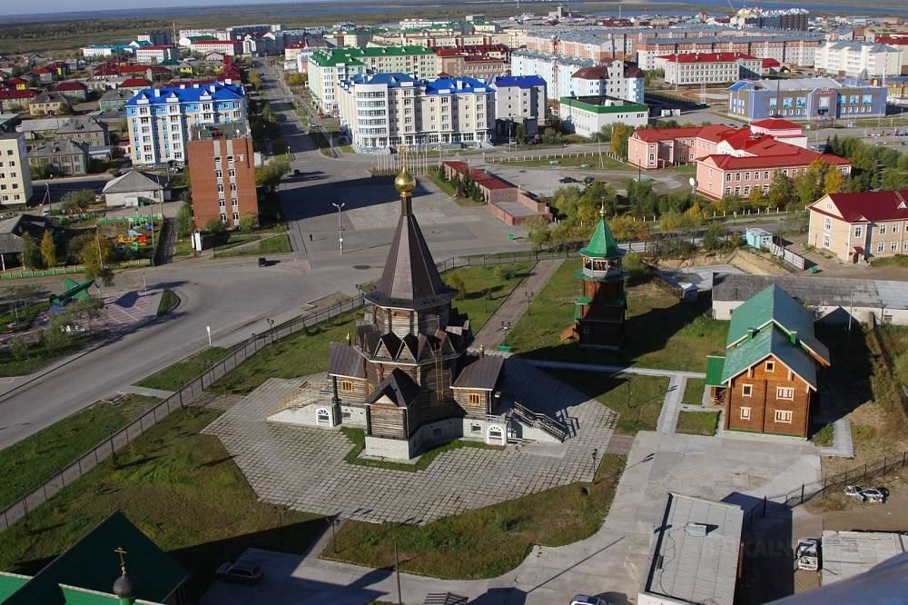 Нарьян-Мар