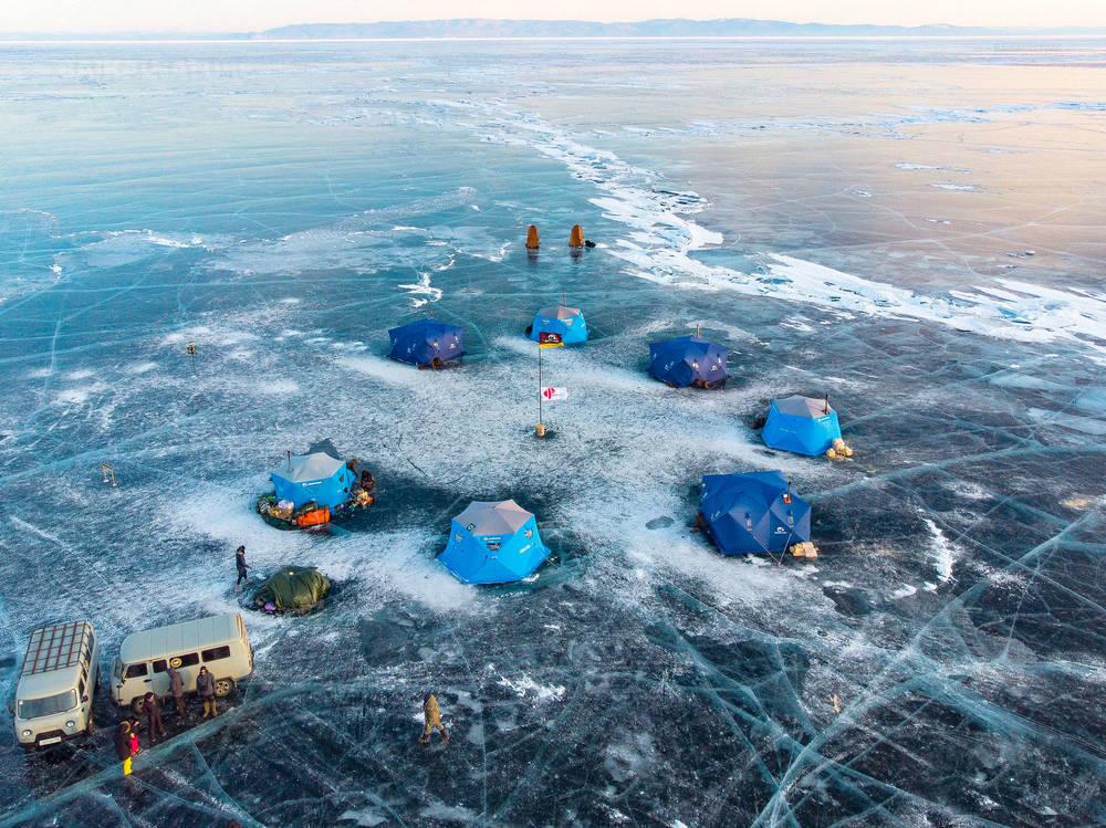 Baikal Ice Camp